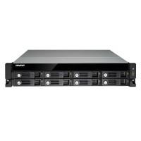 TVS-871U-RP-i3  NAS para 8 discos - i3-4150 3.5 GHz Dual Core, 4GB DDR3