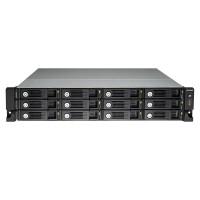 TVS-1271U-RP-i7-32G  NAS para 12 discos - Intel Core i7-4790S 3.2 GHz Quad Coree, 32GB DDR3