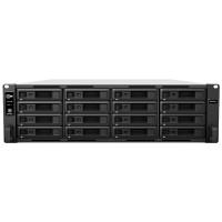 RS4021xs+ NAS 16 bahías Rack - Intel Xeon D-1541 8 núcleos 2.1GHz (hasta 2.7GHz), 8GB DDR4 ECC (max 64GB)