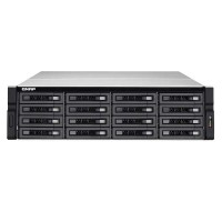 TS-EC1680U-E3-4GE-R2 Rack 16 bahías - Intel Xeon E3-1246 v3 3.5GHz Quad Core 4GB DDR3 ECC(Max. 32GB)