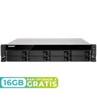Servidor Rack QNAP TVS-872XU-RP