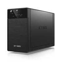 """IB-3620U3 Caja externa 2 discos 3.5"""" - USB3.0 JBOD"""