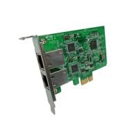 LAN-1G2T-I210 Tarjeta de red Original QNAP doble puerto 1 Gigabit Lan modelos Rack
