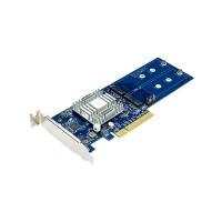 M2D17 Tarjeta de expansión con dos puertos M.2 SSD