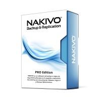 Licencia NAKIVO PRO (más de 6 CPUs) BackUp y Replicación