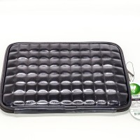 Bolso Tokio Sleeve Negro Perla 17 pulgadas de cuero sintético (Pack 5)