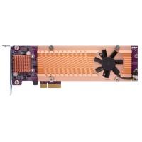 QM2-4S-240 Tarjeta de expansión PCIe para cuatro SSD M.2 SATA