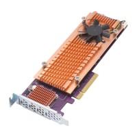 QM2-4P-284 Tarjeta de expansión PCIe para cuatro memorias M.2 NVME