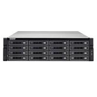TVS-EC1680U-SAS-RP-8GE-R2 12 bahias - Intel Xeon E3-1246 v3 3.5GHz Quad Core, 8GB DDR3