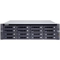 TS-1673U-8G NAS 16 Bahías Rack AMD R-Series RX-421ND quad-core 2.1GHz (Hasta 3.4GHz) 8GB DDR4