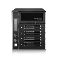 W4000+ Nas Windows 4 bahías - Intel Atom Dual-core 2.13GHz, 4GB DDR3
