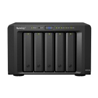 DS1515+ NAS 5 discos - Intel Atom Quad Core 2.4 GHz - RAM 2GB