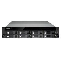 TS-853U-RP Nas 8 bahías - Intel Celeron 2.0GHz quad-core, RAM 4GB DDR3L