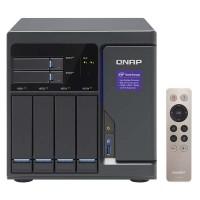 TVS-682-i3-8G NAS 6 Bahías - Intel Dual-core i3-6100 3.7 GHz, 8GB DDR4