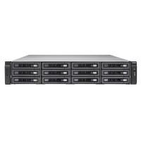 TES-1885U NAS Rack 18 bahías Intel Xeon D-1521, 4-core 2.4 GHz 16GB ECC