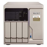 TS-677-1600-8G NAS 6 Bahías (SSD x2 + M.2 SATA x2) - AMD Ryzen 5 1600 6 núcleos 3.2GHz (hasta 3.6GHz), 8GB DDR4 (max 64GB)
