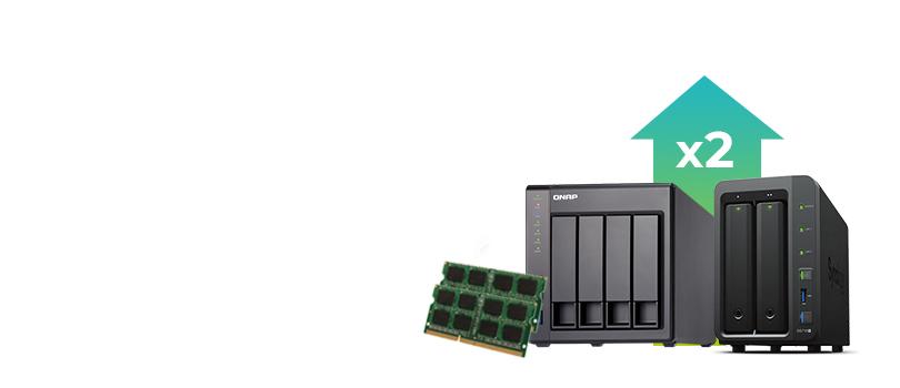 ¡Te duplicamos la RAM GRATIS!