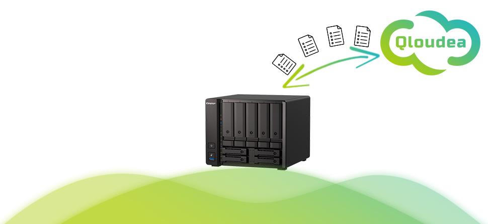Nube totalmente integrada en servidores NAS