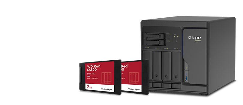 Acelera tu NAS con caché SSD