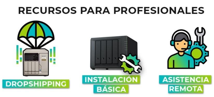 Servicios para informáticos profesionales