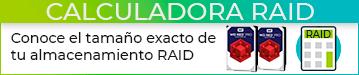 Calculadora RAID
